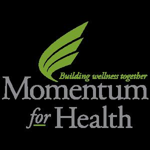 Momnetum for Health logo